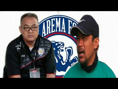 Manager Arema FC Ruddy Widodo :Tuntutan Pelatih Aji Santoso Mundur