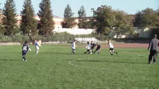 Brennan Soccer Game