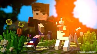 Minecraft Speed Render - @JustMyPants
