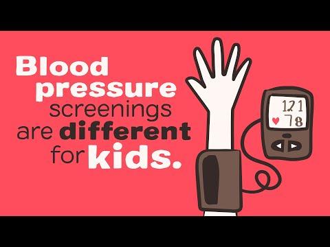 Kids and High Blood Pressure