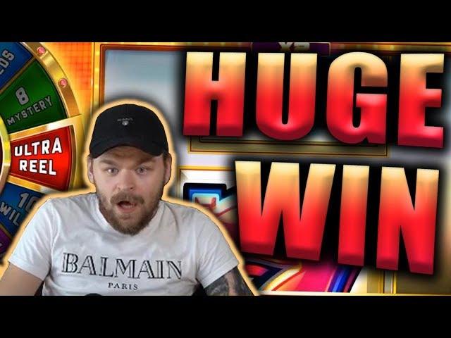 HUGE WIN on HOT SPIN DELUXE - Casino Slots Big Wins