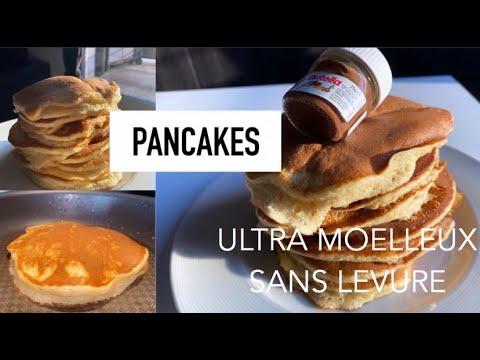 pancakes-ultra-moelleux-sans-levure-|-recette-inratable