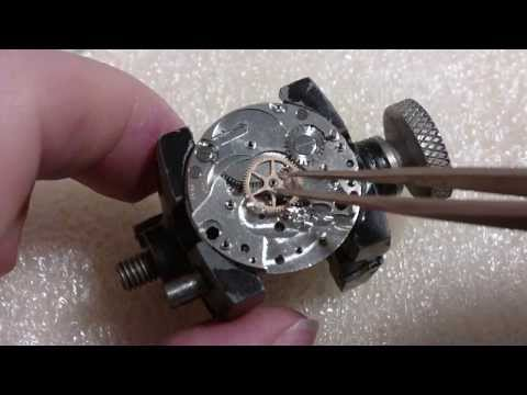How I assemble a wrist watch, Pathe