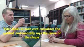 Demonstration - Zener Card Testing for Telepathy