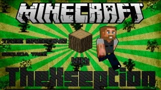 (Mindcrack Pack 1.4.7) Minecraft FTB Tree Breeding Tutorial: Sequoia