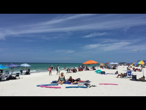 The First Weekend After Beaches Open On Anna Maria Island