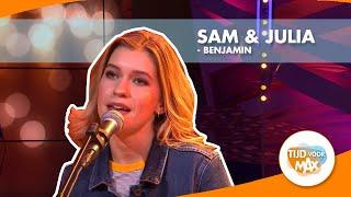 Sam & Julia - Benjamin | TIJD VOOR MAX
