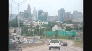 Interstate 75 and Intestate 275 - Near Cincinnati - Ohio