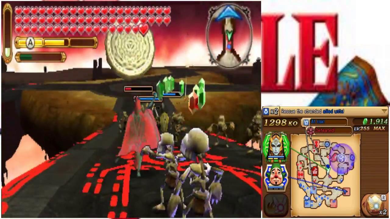Hyrule Warriors Legends (Adventure Mode) {Koholint Island Map} Part 12