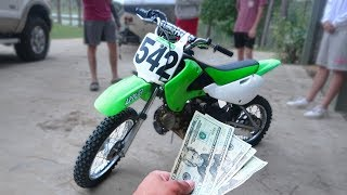 Buying The Cheapest PITBIKE I Can Find....Was It Worth It??