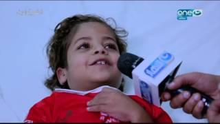 قصر الكلام - الفنانة وفاء عامر : لازم ندع مستشفى اطفال ابو الريش لان ربنا وصانا عليهم