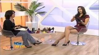 Video Mariana Leao, apresentadora do Hoje em Dia - Belas Coxas - IMPERDIVEL !!! download MP3, 3GP, MP4, WEBM, AVI, FLV September 2018