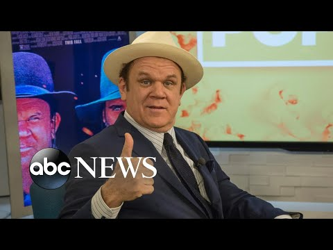 John C. Reilly says he's not a solo actor, why he chooses to partner up on screen