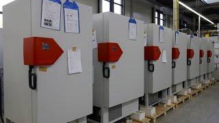 Super-Kühlboxen für Corona-Impfstoff aus Süddeutschland