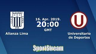 ⚽Alianza Lima vs Universitario de Deportes⚽ Liga 1 Apertura Peru Cup 2019 | 😱SIMULACIÓN🎮