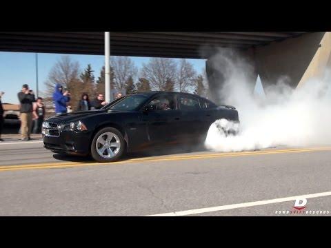 Kent Narrows Accelerations & Burnouts // April Fools Cruise IV