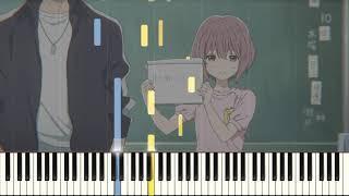 聲の形『lit(var)』ピアノ
