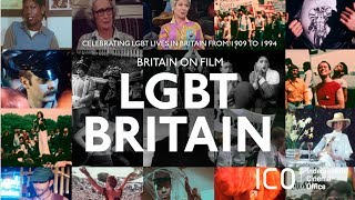 Britain on Film: LGBT Britain trailer