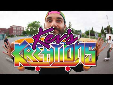 How To Buy A Curb: Kev's Kreations - The Rainbow Rail Ripper Episode 10