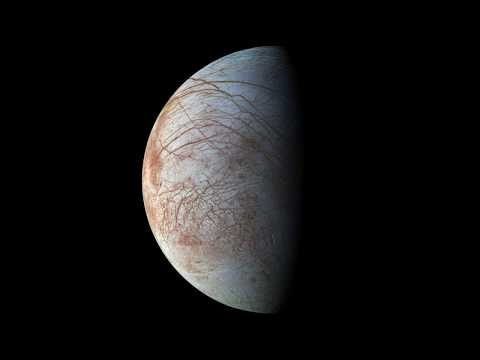 Video file: Europa Plumes from Galileo Data