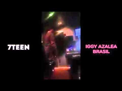 Iggy Azalea- Songs' Digital Distortion
