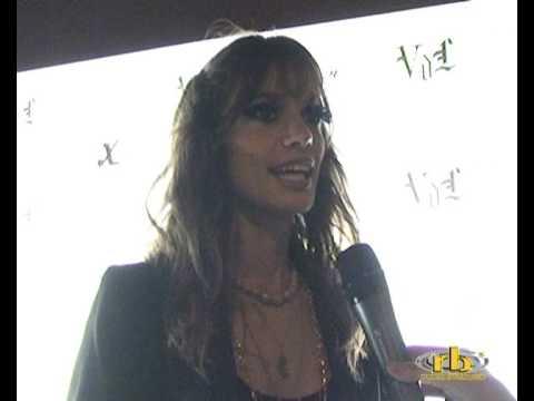 GAIA BERMANI AMARAL intervista (VDL Collezione Spring/Summer 2009) - WWW.RBCASTING.COM