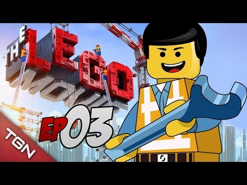 LEGO MOVIE THE VIDEOGAME: