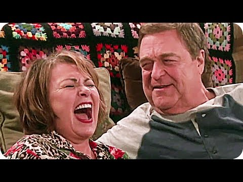 Roseanne Revival Trailer (2018) abc series