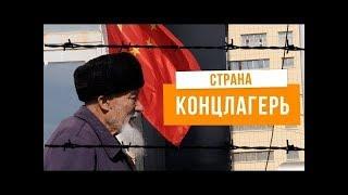 Город-тюрьма для мусульман в Китае   Уйгуры в Урумчи, Синцзян