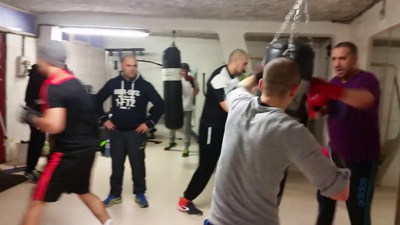 club boxe maubeuge