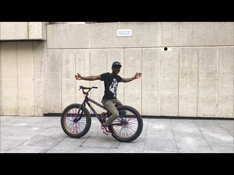 CRAZY BIKE STUNTS!!