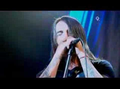 Red hot chili peppers - By the way (Live Jools holland -06)