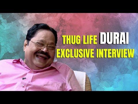 DURAI MURUGAN Reveals unknown Secrets of JAYALALITHAA | Exclusive Interview with Duraimurugan Speech