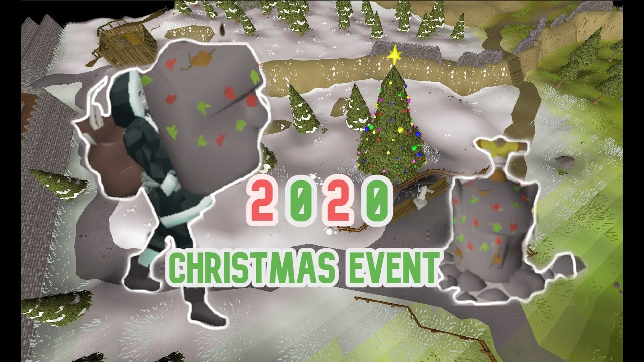 Osrs Christmas Quest 2021 Osrs 2020 Christmas Event Guide Youtube