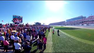 360 Video Daytona 500 Flyover