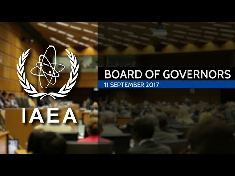 IAEA Board of Governors Begins