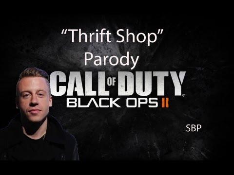 Thrift Shop - Macklemore Call of Duty Parody