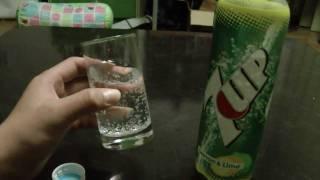 7UP レモン&ライム 炭酸がキイテルぜ!