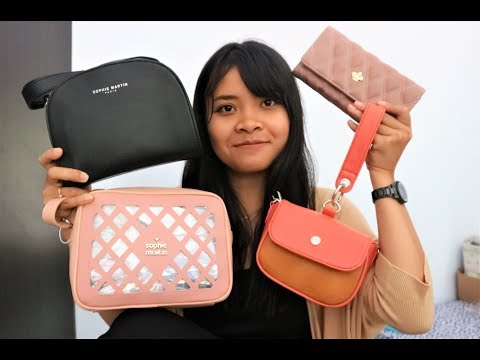 SHOPEE HAUL-Review Koleksi Sophie Paris Terbaruu
