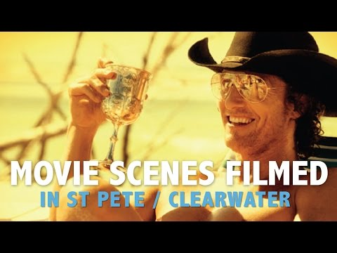 Movie Scenes Filmed in the St. Pete / Clearwater Area