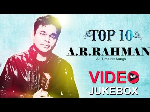 A.R.Rahman Top 10 Telugu Love Songs Video Jukebox Best Collection