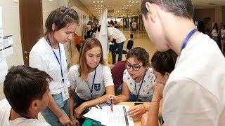 Пресс-конференция о летней молодежной школе «Открытие талантов»