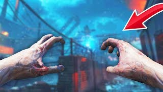 "PLAYING AS A ZOMBIE IN BO3 ZOMBIES: NEW ""TURNED"" MOD GAME MODE #1! (Black Ops 3 Zombies)"