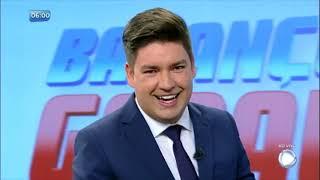 Baixar Bruno Peruka estreia no comando do Balanço Geral Manhã