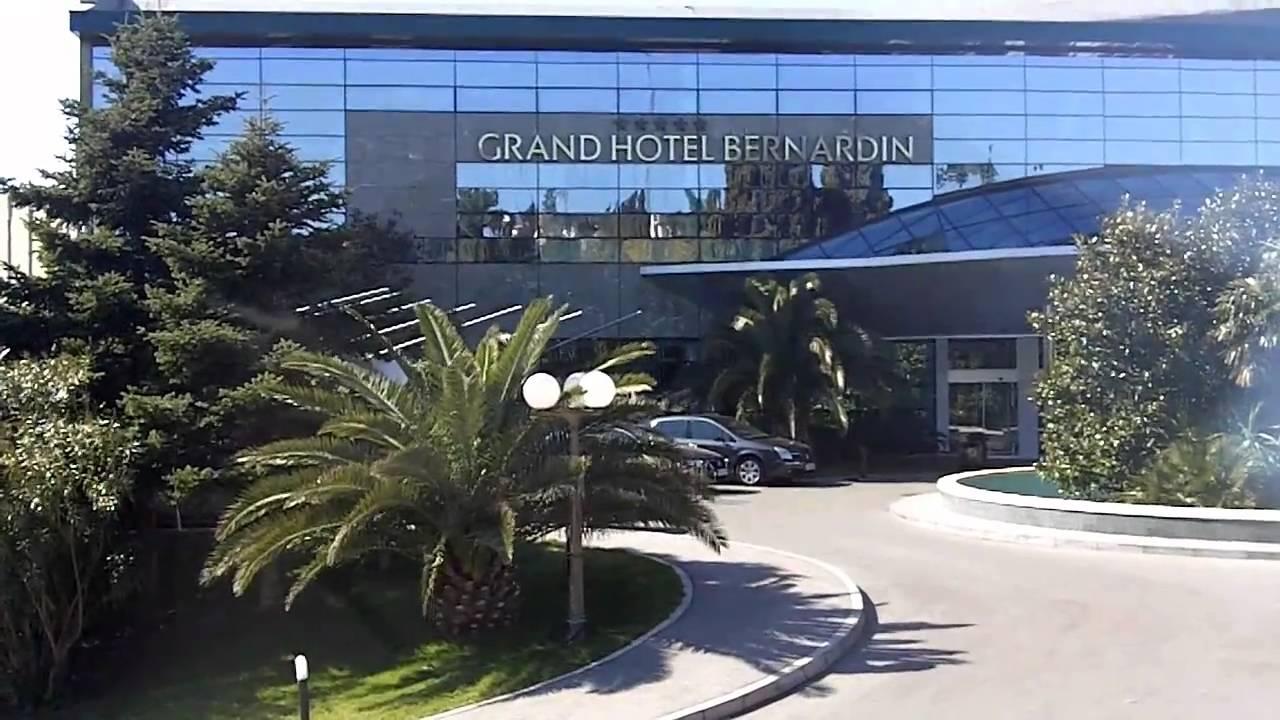 Grand Hotel Bernardin Portorose Slovenia