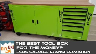 Who makes the best tool chest for the money?   Garage Transformation