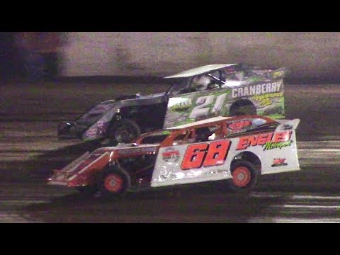 E-Mod Heat Two   Eriez Speedway   9-22-17