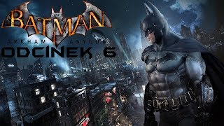 GOŚCIE Z BRONIĄ SILNIEJSI OD BANE'A?! - Batman Arkham Asylum #6 [PS4]