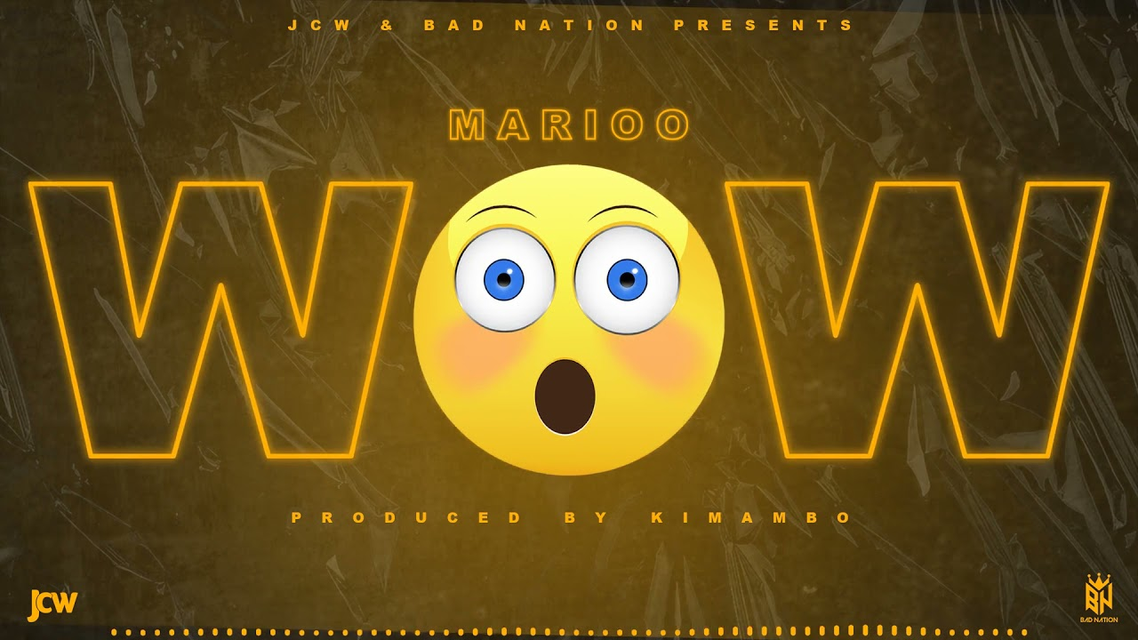 Download Marioo - WOW (Official Audio)