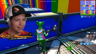 TBNRFrags I Made the ULTIMATE Rainbow Slide Deathrun      #1